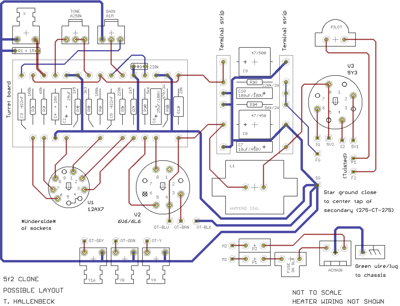 5f2 a schematic electrical drawing wiring diagram d i y 5f2 champ princeton clone 2013 t hallenbeck rh thallenbeck com schematic circuit diagram schematic diagram cheapraybanclubmaster Choice Image