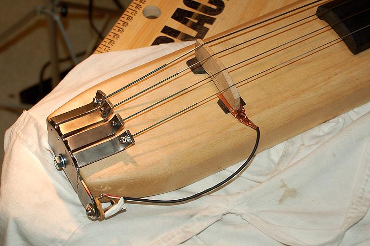 D.I.Y. Musical Instruments | T. Hallenbeck