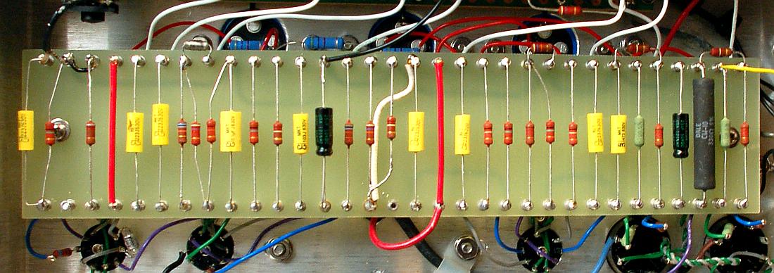 d i y amps t hallenbeck rh thallenbeck com Turret Boards Supplies Blue Turret Board